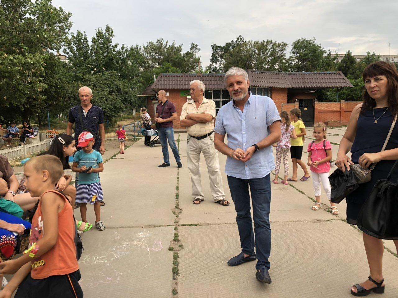 Юрий Щуклин: Бердянск и прилегающие к нему районы готовы к решительным переменам, фото-5