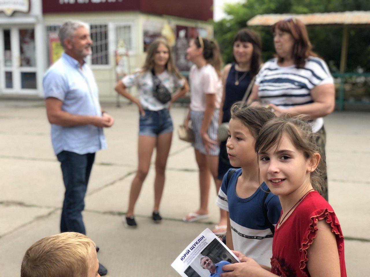 Юрий Щуклин: Бердянск и прилегающие к нему районы готовы к решительным переменам, фото-6