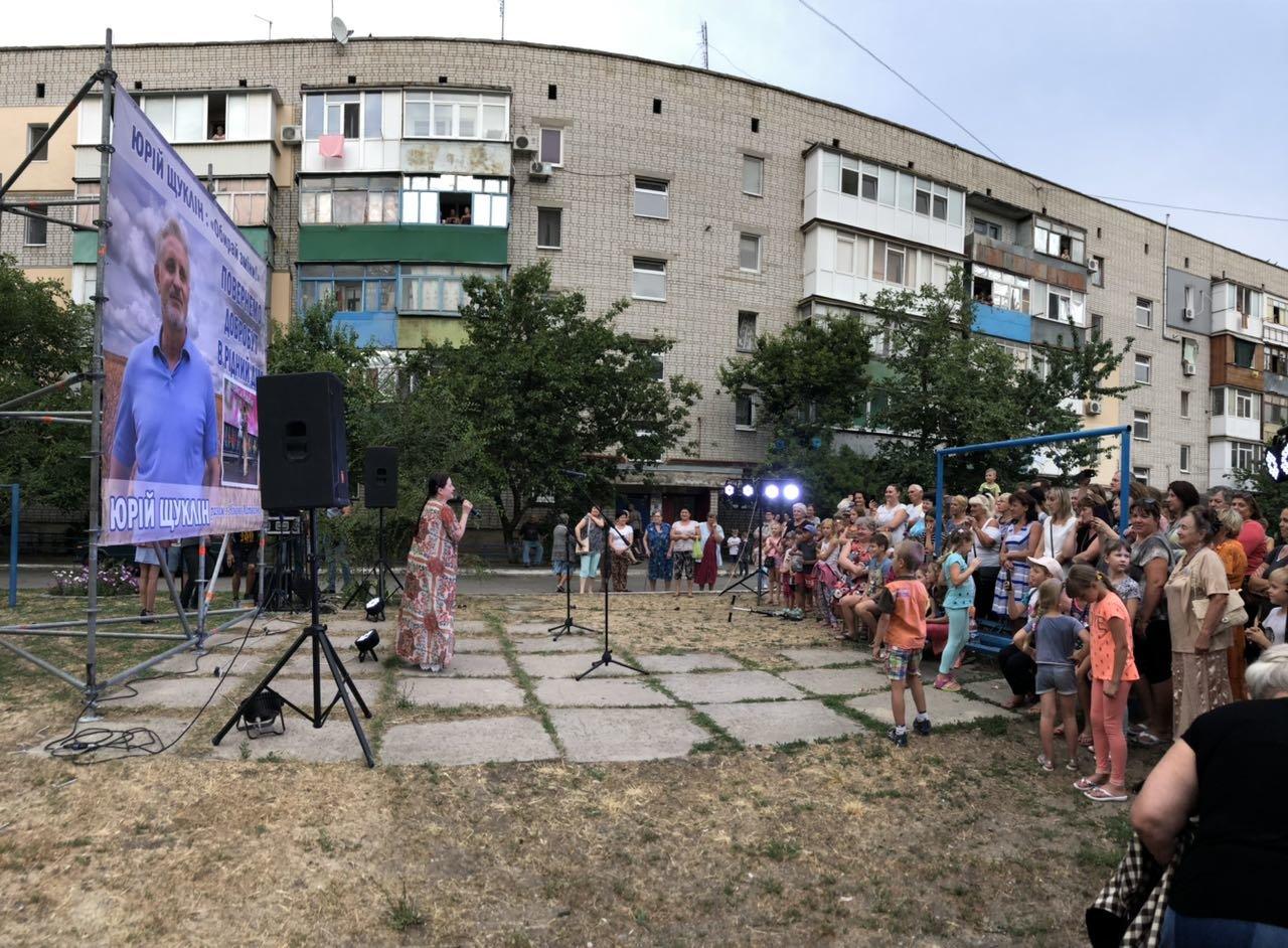Ніна Матвієнко закликала жителів Макорт і Азмола проголосувати за зміни і порядок, фото-3