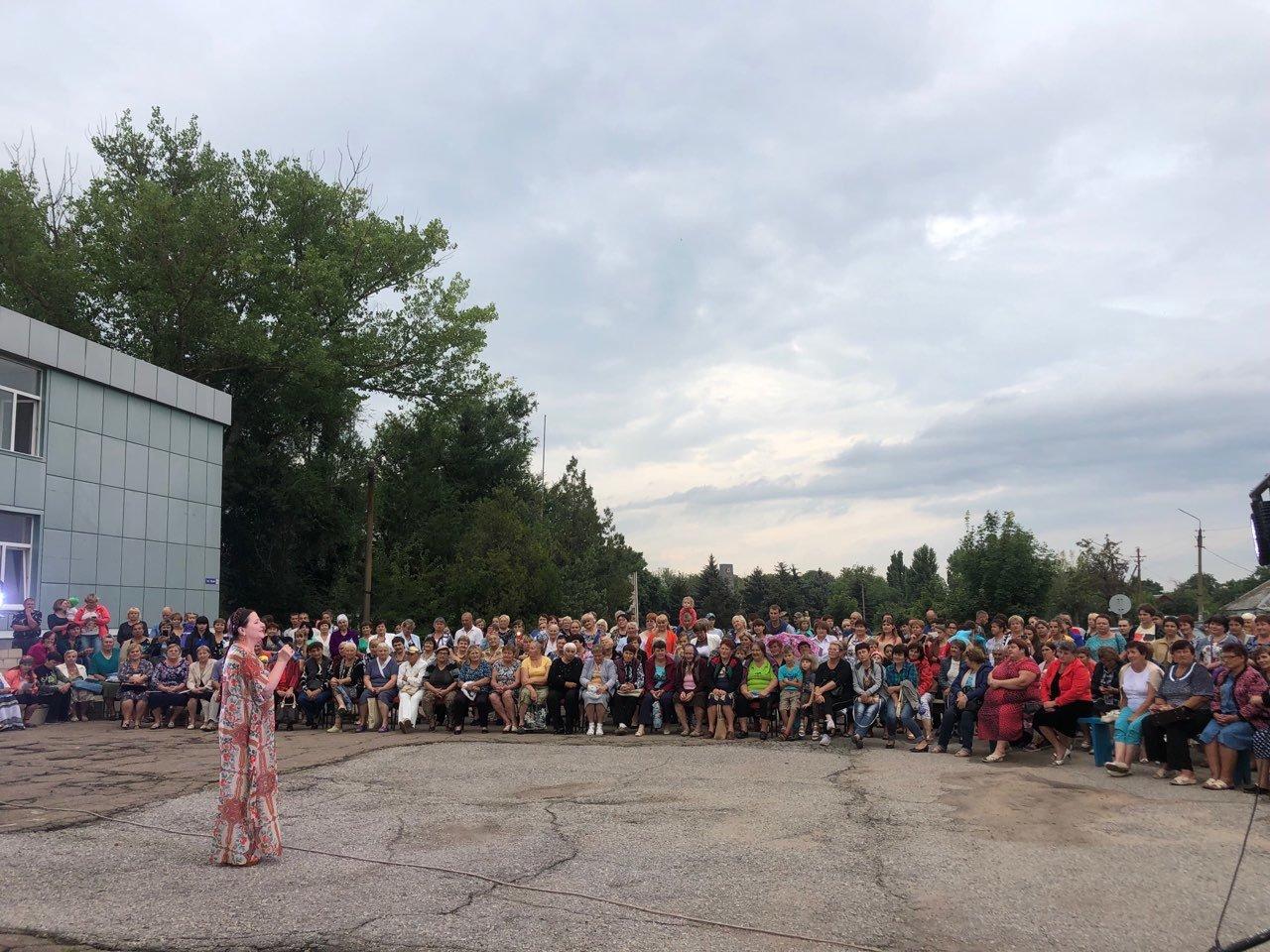 Ніна Матвієнко в Андріївці: ми - господарі на нашій землі, і зміни залежать від кожного з нас, фото-3