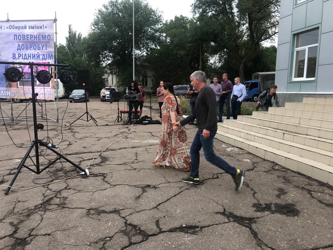 Ніна Матвієнко в Андріївці: ми - господарі на нашій землі, і зміни залежать від кожного з нас, фото-4