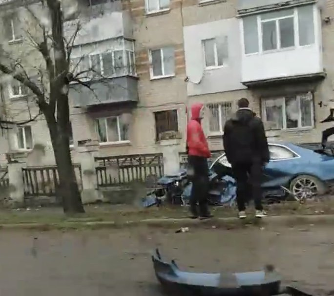 Смертельное ДТП в Бердянске, фото-1