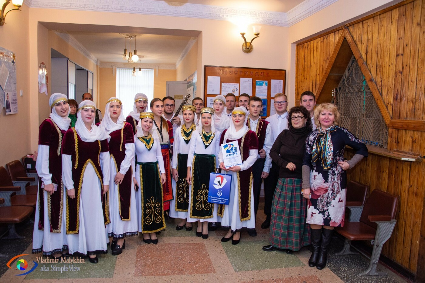 Как отмечают рождественские праздники различные национально-культурные общества Бердянска, фото-3