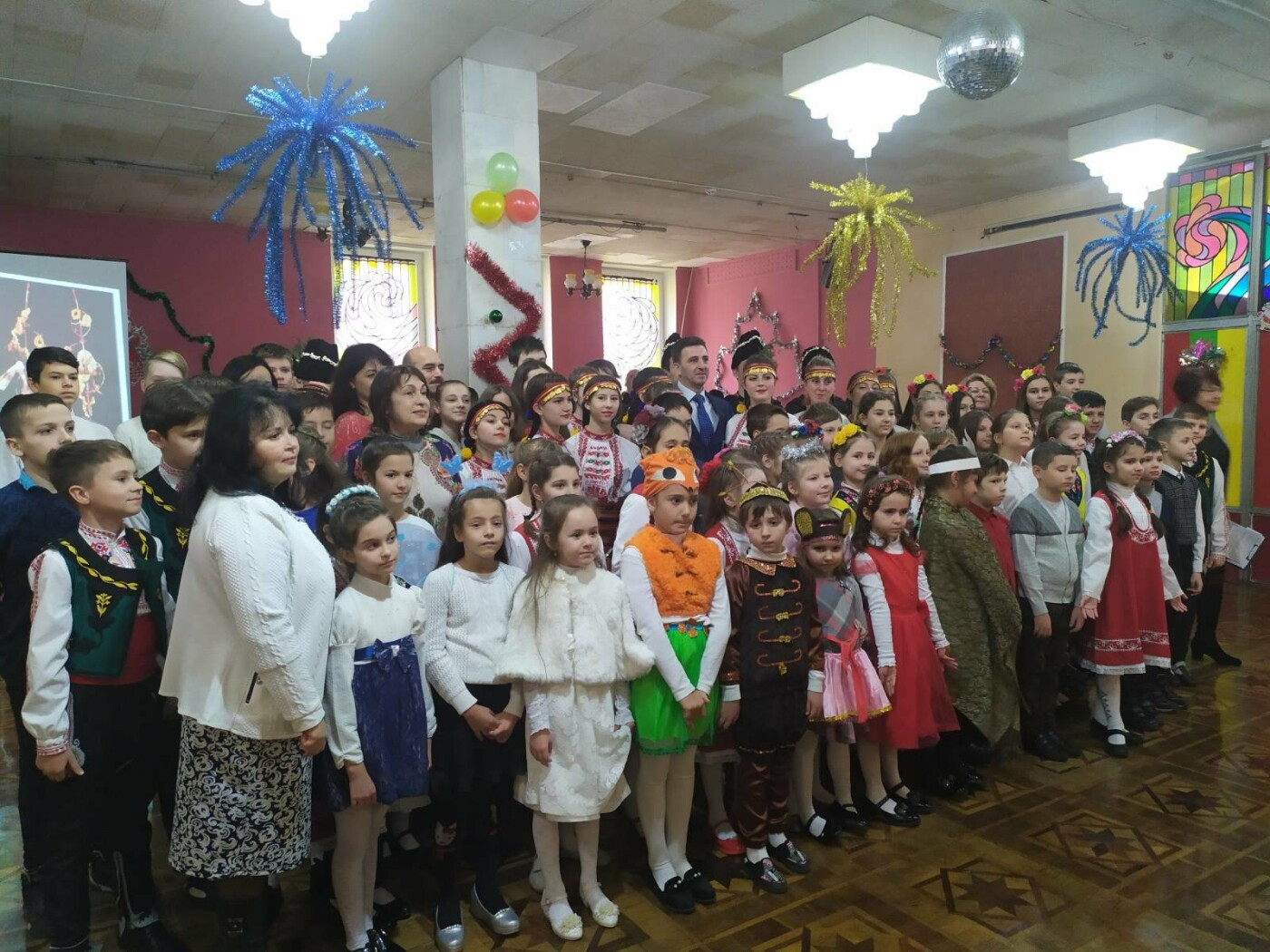 Как отмечают рождественские праздники различные национально-культурные общества Бердянска, фото-6