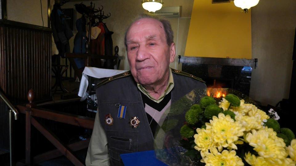 У Бердянську привітали ветерана війни Мартинова Олександра Володимировича, фото-1