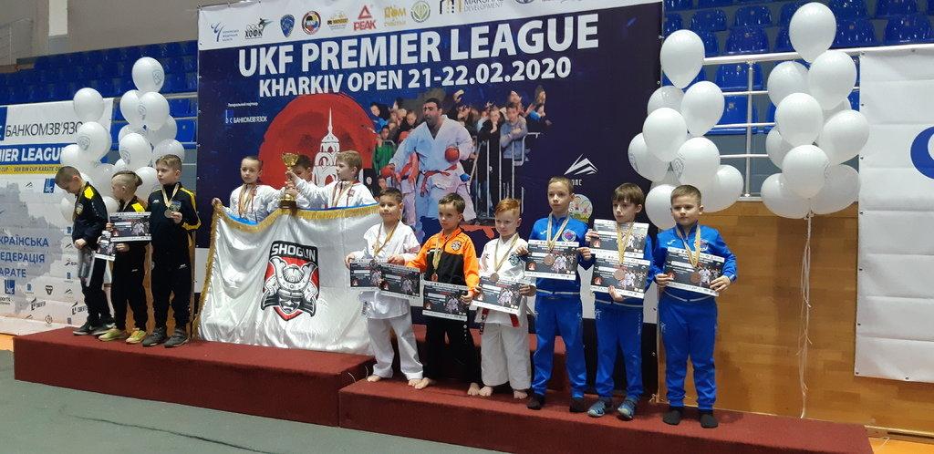 Бердянський клуб «Дзаншін» привіз перемоги з Міжнародного турніру з карате, фото-8