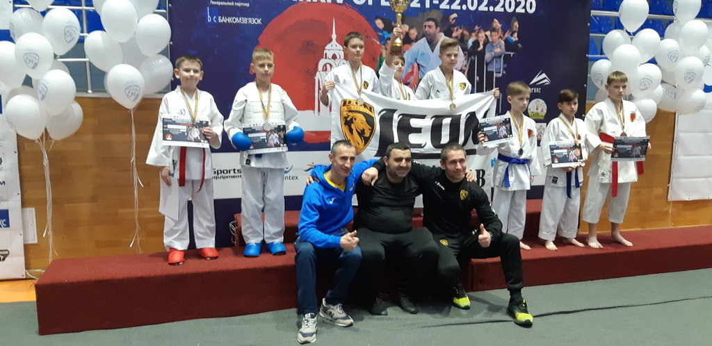 Бердянський клуб «Дзаншін» привіз перемоги з Міжнародного турніру з карате, фото-7