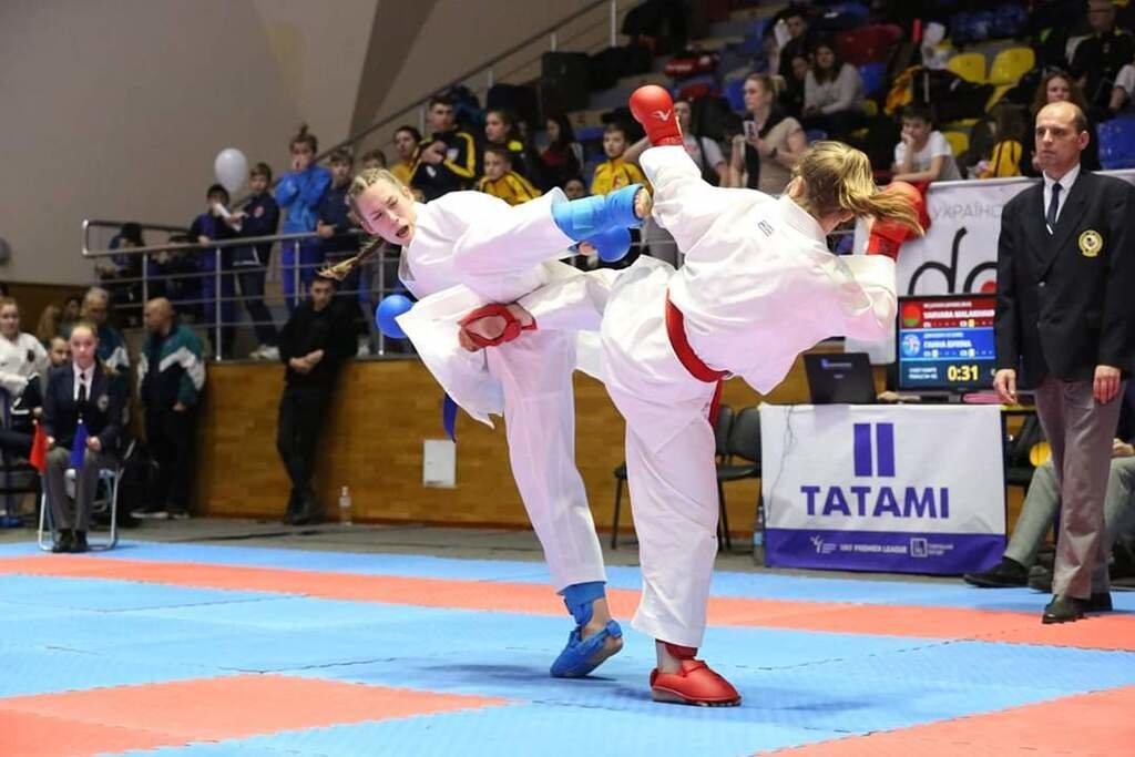 Бердянський клуб «Дзаншін» привіз перемоги з Міжнародного турніру з карате, фото-4
