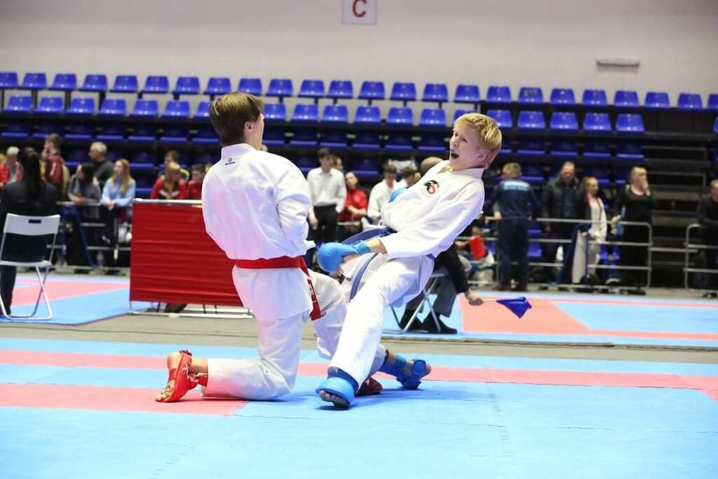 Бердянський клуб «Дзаншін» привіз перемоги з Міжнародного турніру з карате, фото-5