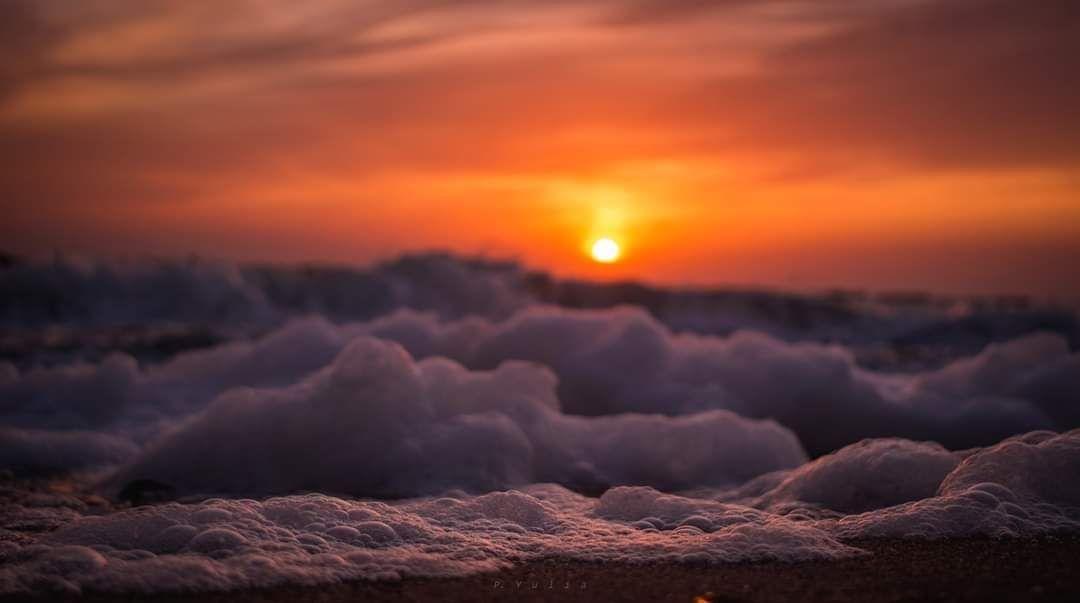 Неймовірний захід сонця у Бердянську, фото-1