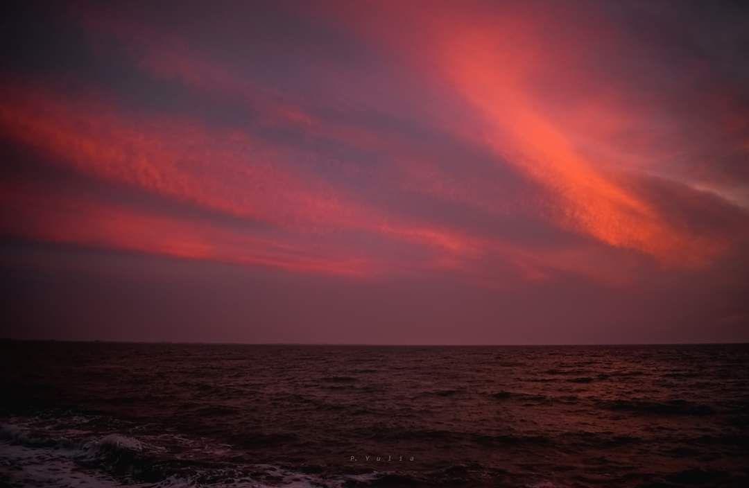Неймовірний захід сонця у Бердянську, фото-3