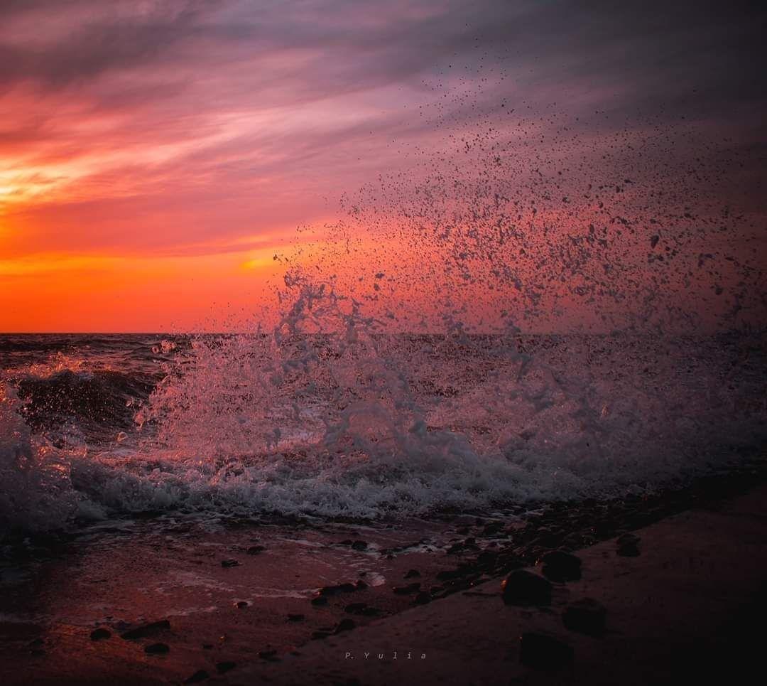 Неймовірний захід сонця у Бердянську, фото-4