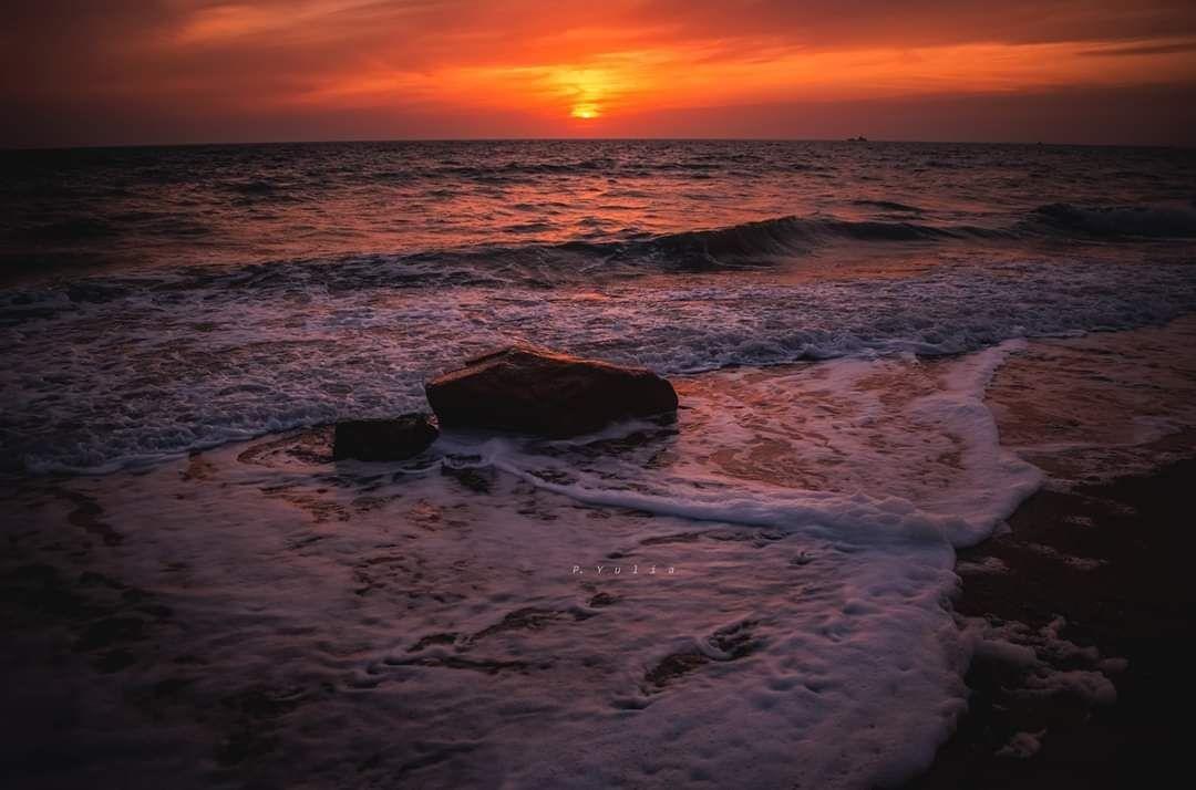 Неймовірний захід сонця у Бердянську, фото-7