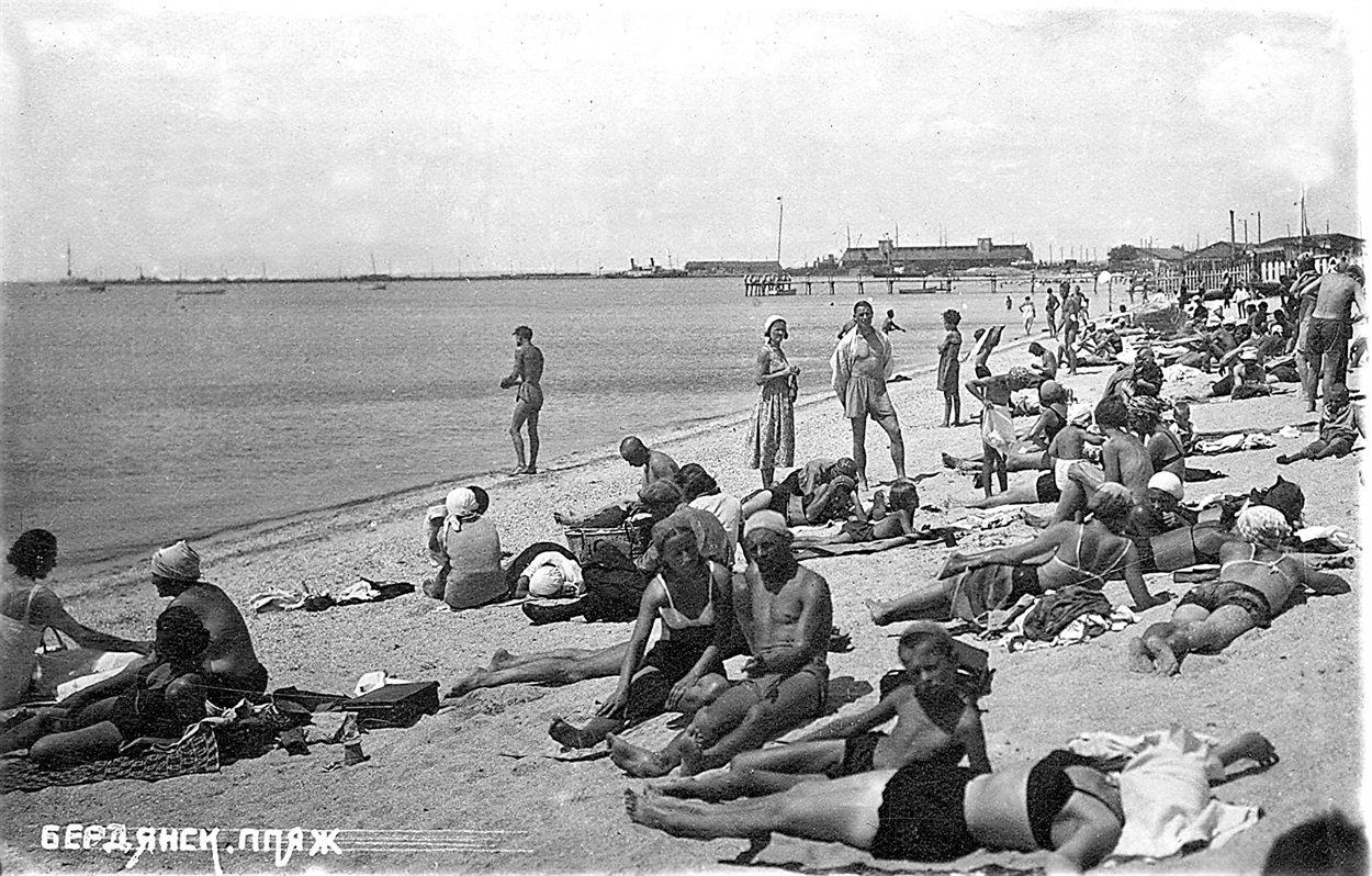 Заглянем на наш центральный пляж в прошлом, фото-3