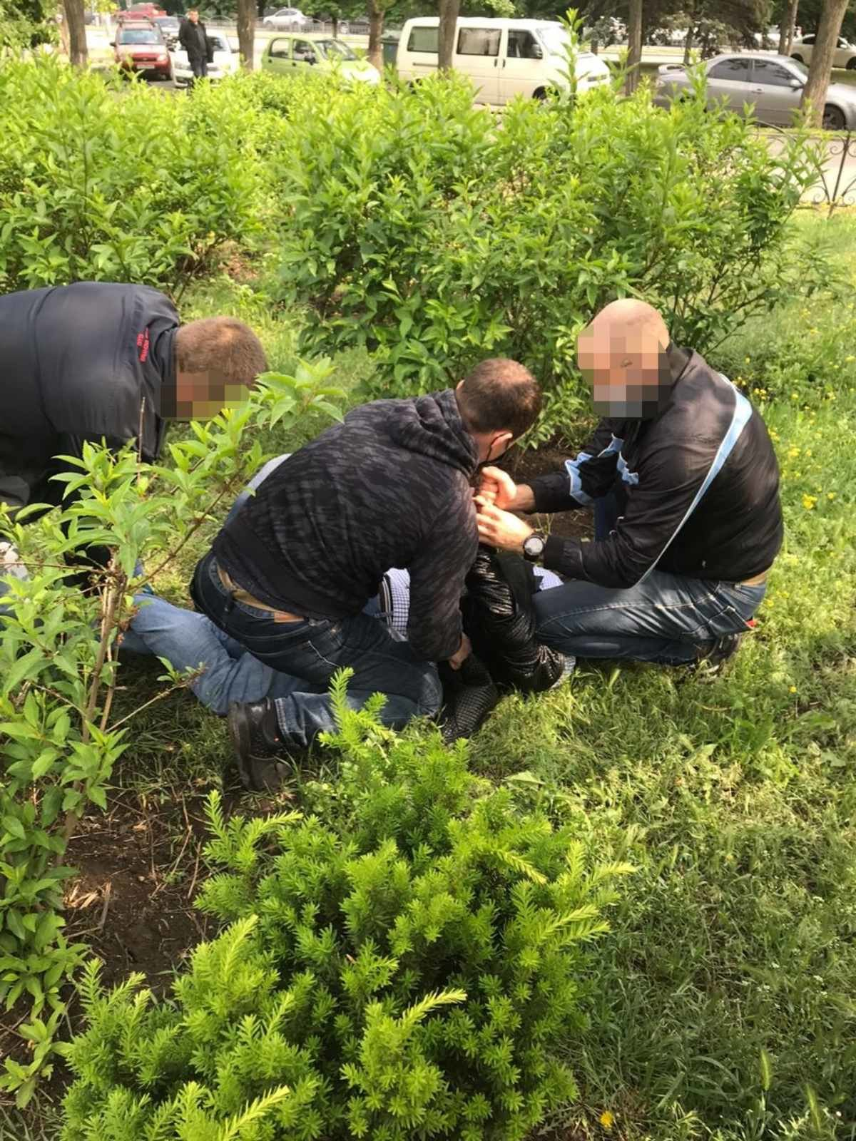 СБУ затримали чергового посадовця за вимогу хабаря від бердянських рибаків, фото-5