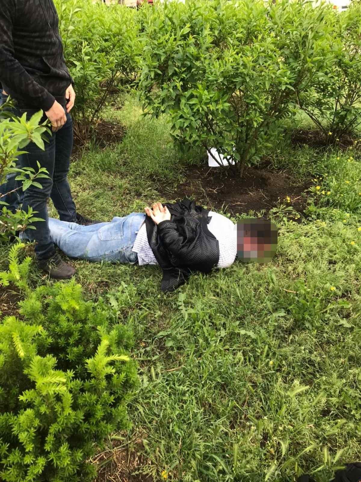 СБУ затримали чергового посадовця за вимогу хабаря від бердянських рибаків, фото-7