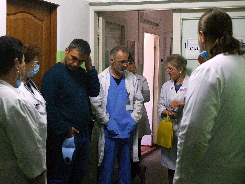 У Бердянському територіальному медичному об'єднані провели тренінг для лікарів, - ФОТО, фото-1