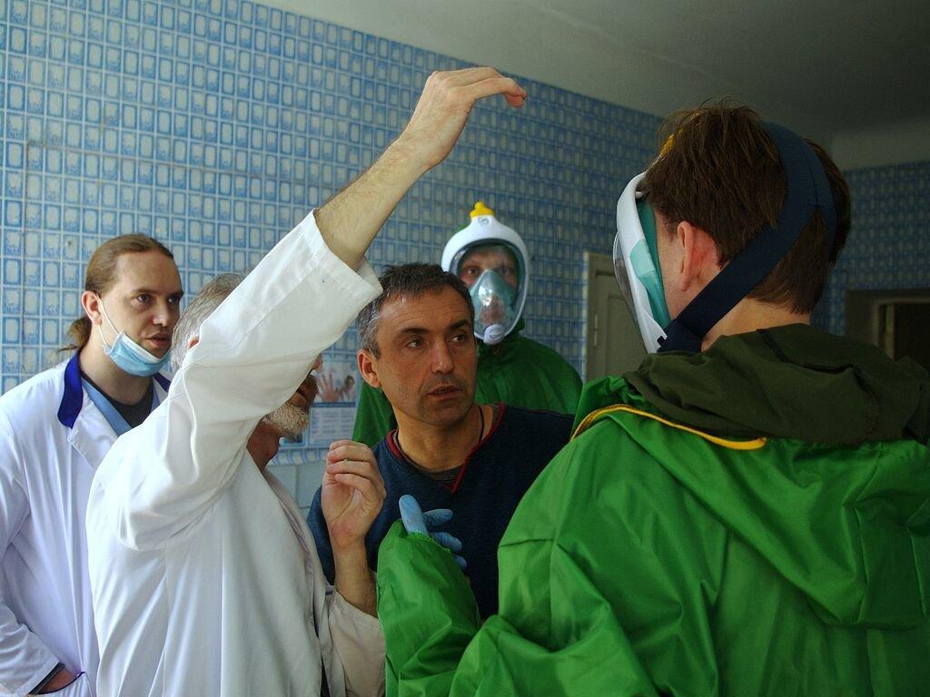 У Бердянському територіальному медичному об'єднані провели тренінг для лікарів, - ФОТО, фото-10