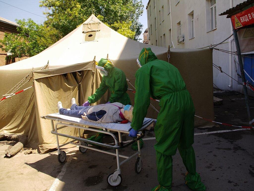 У Бердянському територіальному медичному об'єднані провели тренінг для лікарів, - ФОТО, фото-24