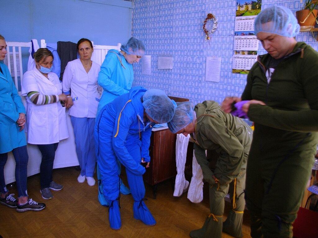 У Бердянському територіальному медичному об'єднані провели тренінг для лікарів, - ФОТО, фото-11