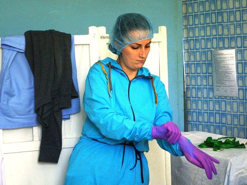 У Бердянському територіальному медичному об'єднані провели тренінг для лікарів, - ФОТО, фото-12