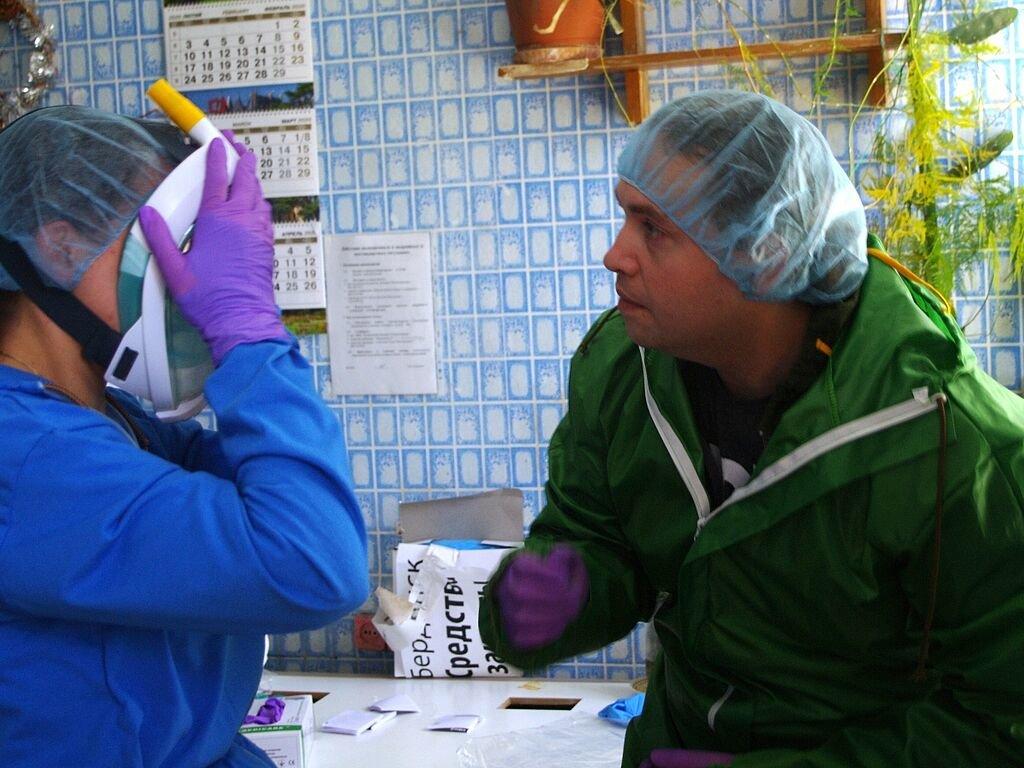 У Бердянському територіальному медичному об'єднані провели тренінг для лікарів, - ФОТО, фото-9