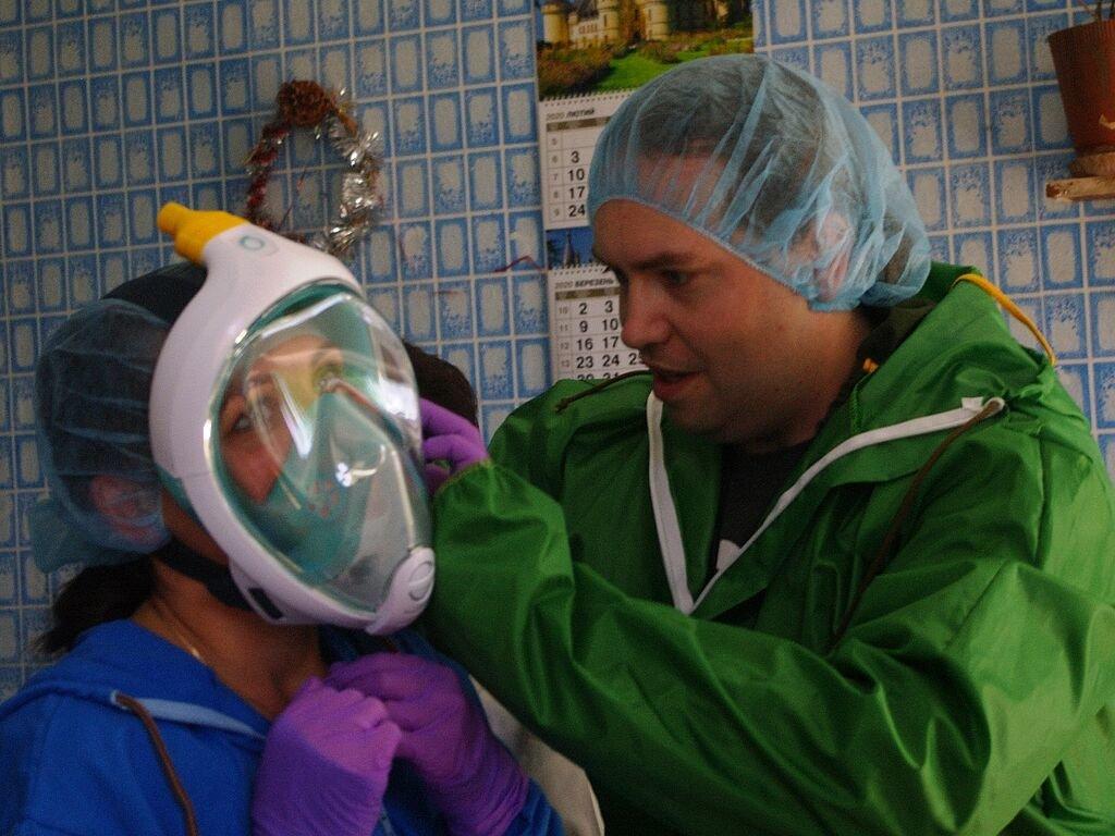 У Бердянському територіальному медичному об'єднані провели тренінг для лікарів, - ФОТО, фото-14