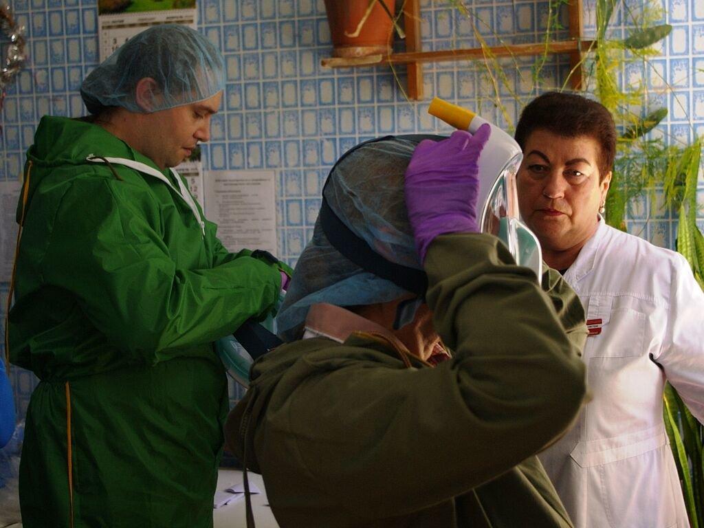 У Бердянському територіальному медичному об'єднані провели тренінг для лікарів, - ФОТО, фото-16