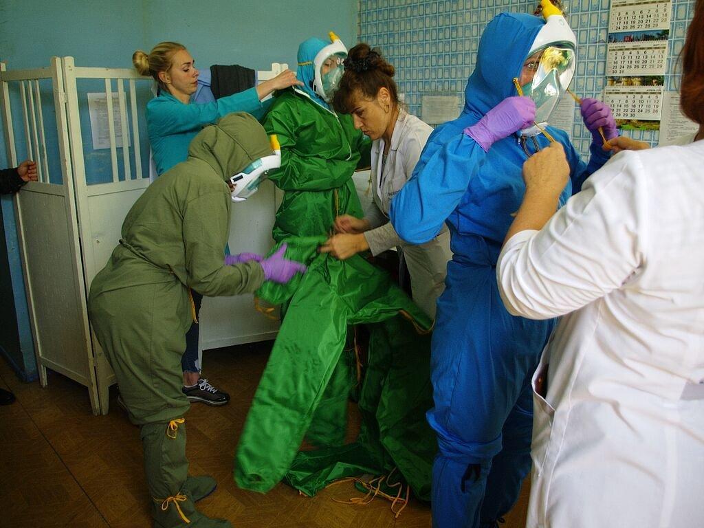 У Бердянському територіальному медичному об'єднані провели тренінг для лікарів, - ФОТО, фото-19