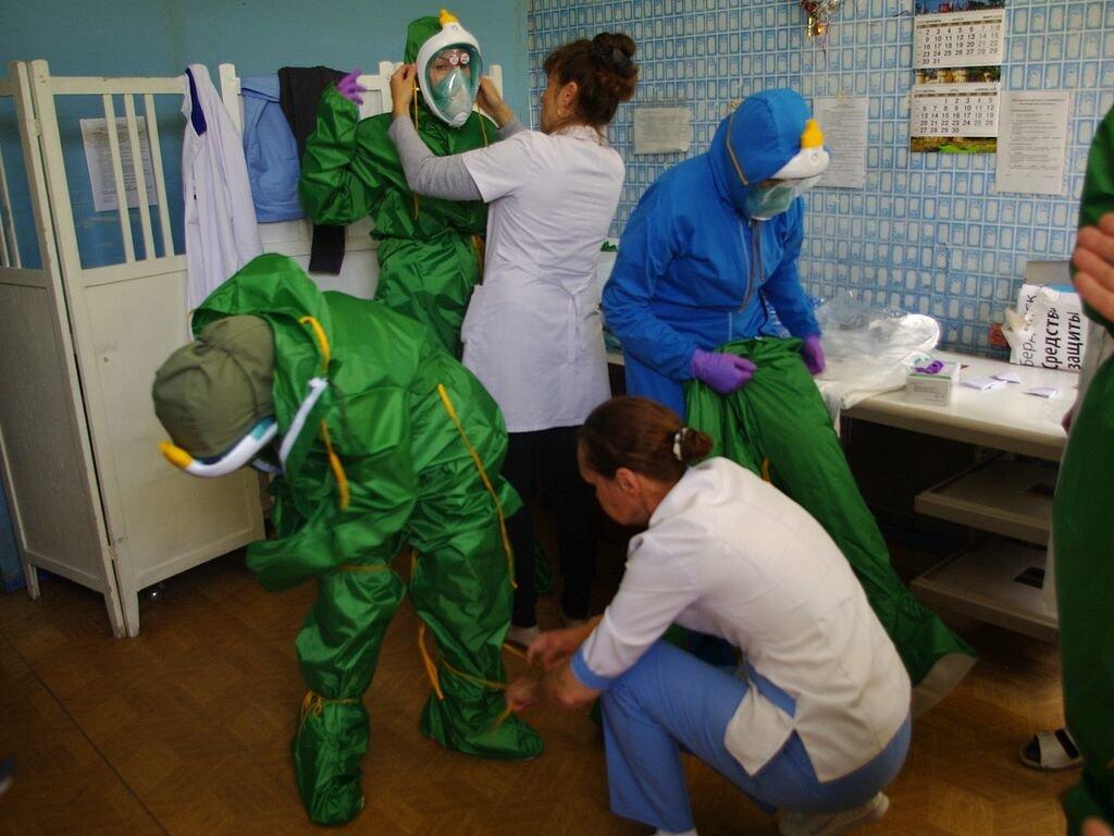 У Бердянському територіальному медичному об'єднані провели тренінг для лікарів, - ФОТО, фото-20