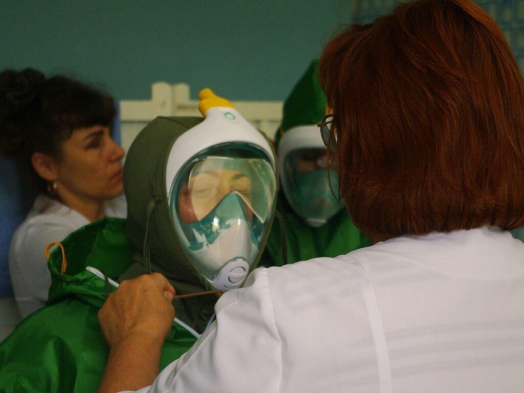 У Бердянському територіальному медичному об'єднані провели тренінг для лікарів, - ФОТО, фото-21