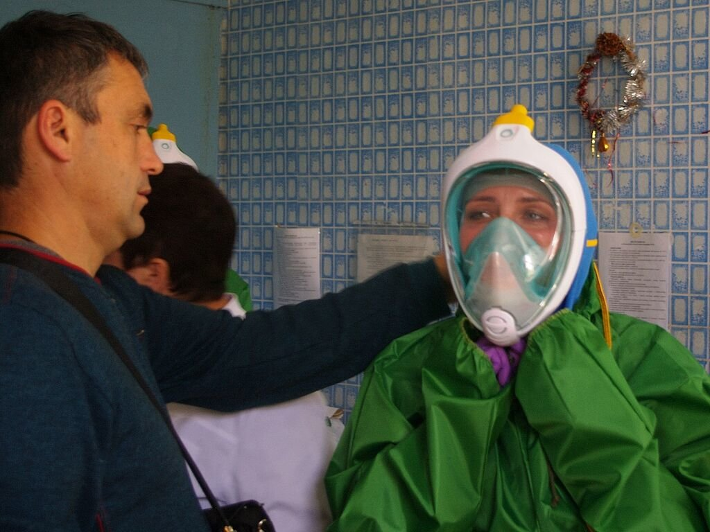 У Бердянському територіальному медичному об'єднані провели тренінг для лікарів, - ФОТО, фото-2