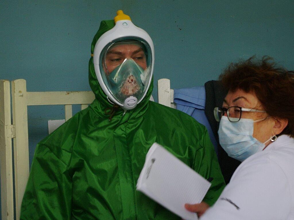 У Бердянському територіальному медичному об'єднані провели тренінг для лікарів, - ФОТО, фото-4