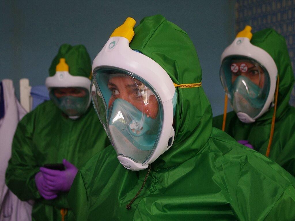 У Бердянському територіальному медичному об'єднані провели тренінг для лікарів, - ФОТО, фото-5