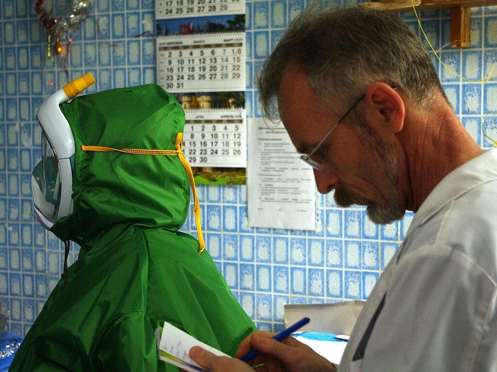 У Бердянському територіальному медичному об'єднані провели тренінг для лікарів, - ФОТО, фото-7