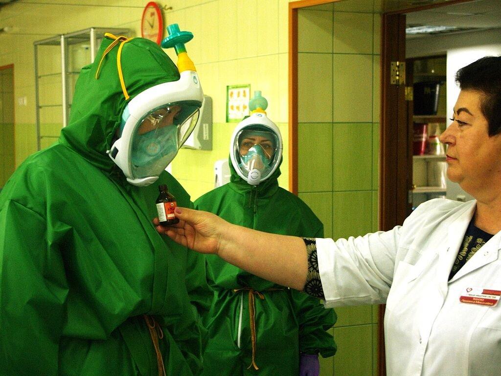 У Бердянському територіальному медичному об'єднані провели тренінг для лікарів, - ФОТО, фото-3