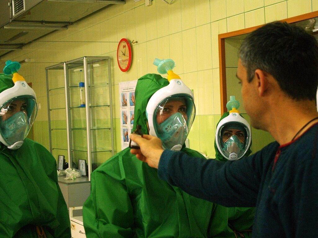 У Бердянському територіальному медичному об'єднані провели тренінг для лікарів, - ФОТО, фото-6