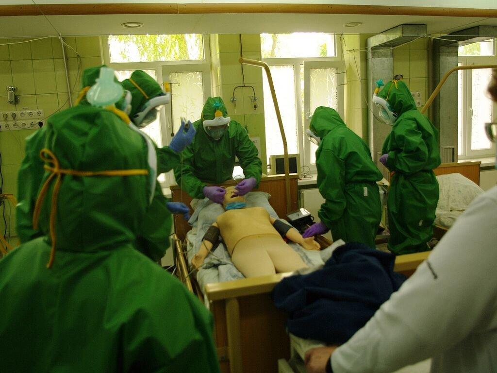 У Бердянському територіальному медичному об'єднані провели тренінг для лікарів, - ФОТО, фото-29