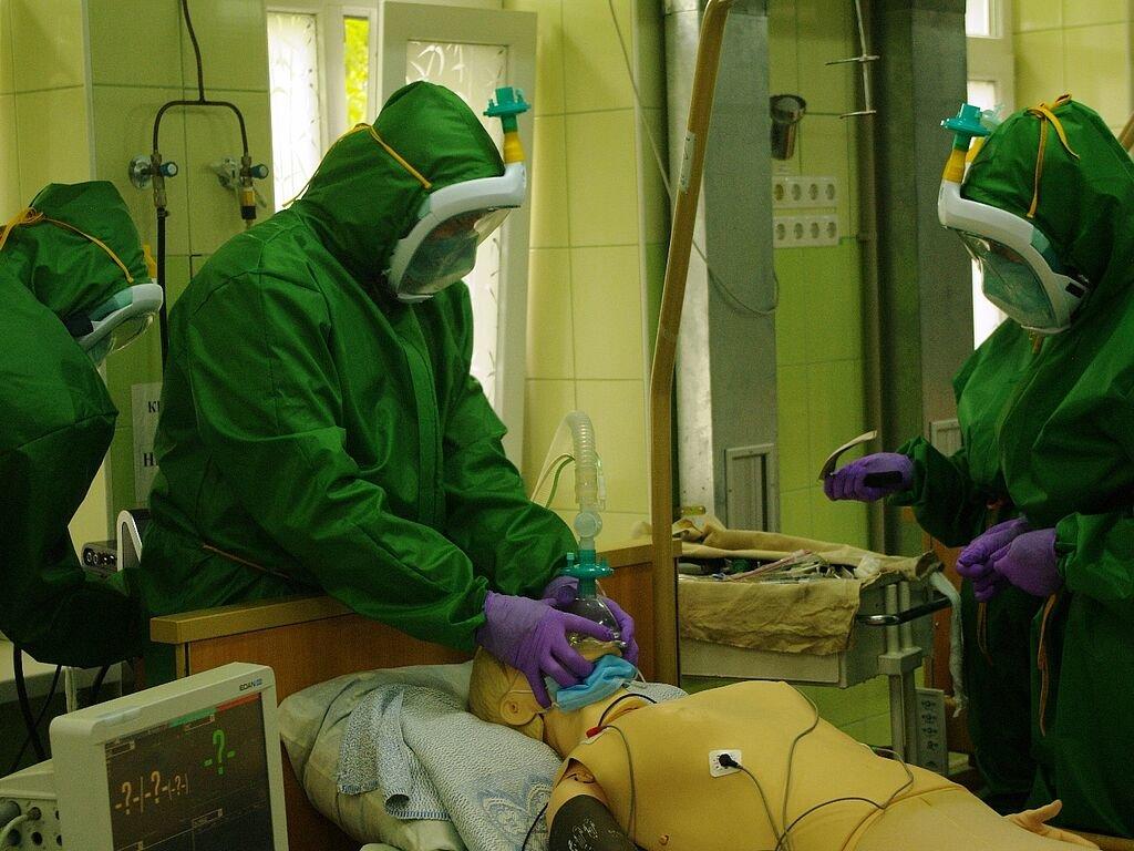 У Бердянському територіальному медичному об'єднані провели тренінг для лікарів, - ФОТО, фото-31