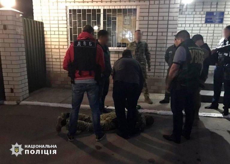 У Бердянську затримали прикордонника на збуті наркотиків, фото-2
