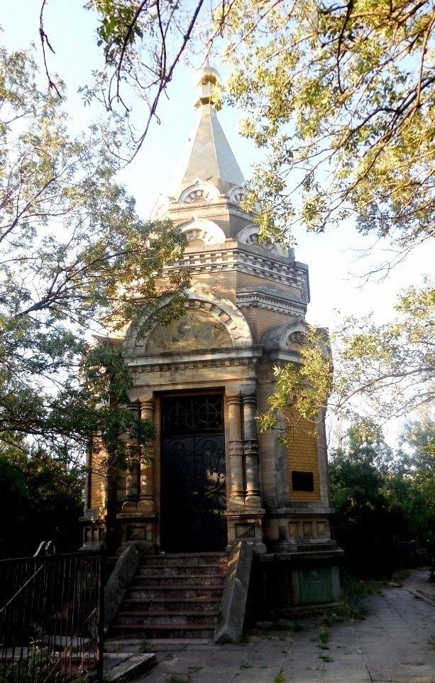 Історія бердянського склепу, фото-2