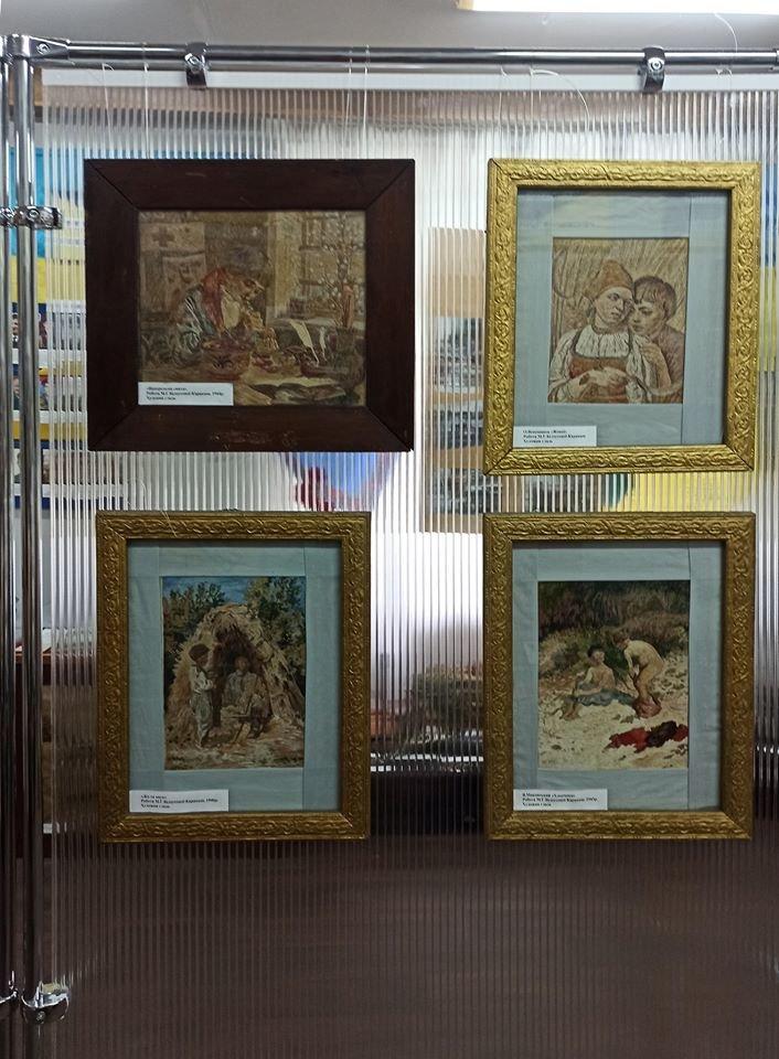 В музее Бердянска открылась выставка «Вышивка – гармония души», фото-4