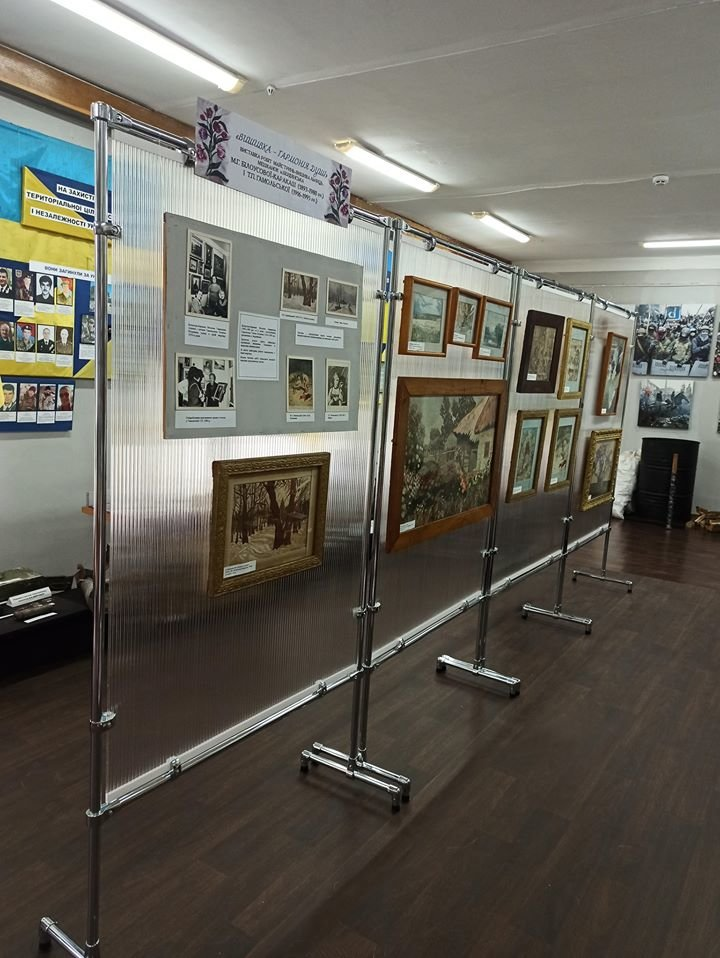 В музее Бердянска открылась выставка «Вышивка – гармония души», фото-6