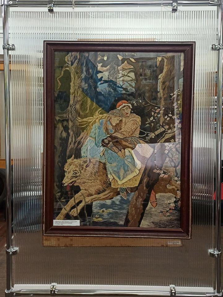 В музее Бердянска открылась выставка «Вышивка – гармония души», фото-9