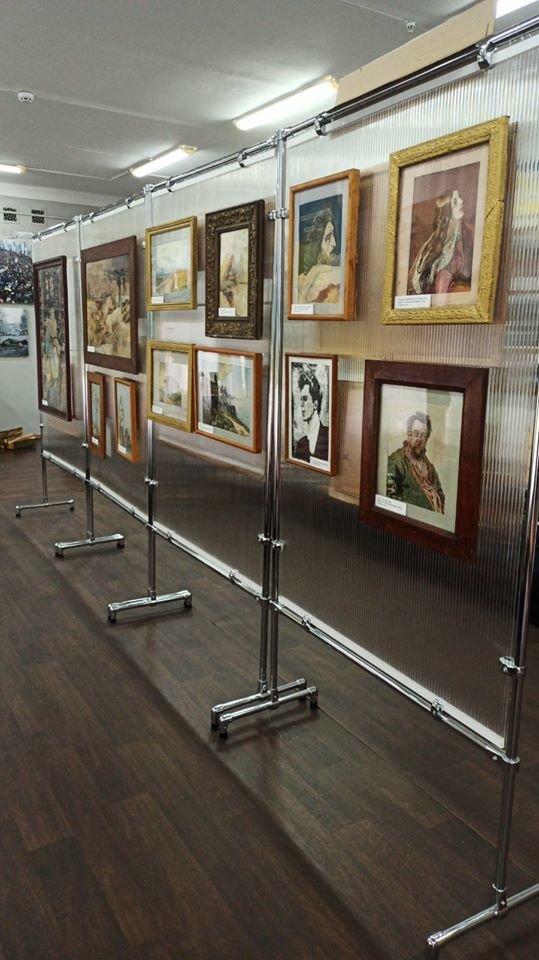 В музее Бердянска открылась выставка «Вышивка – гармония души», фото-8