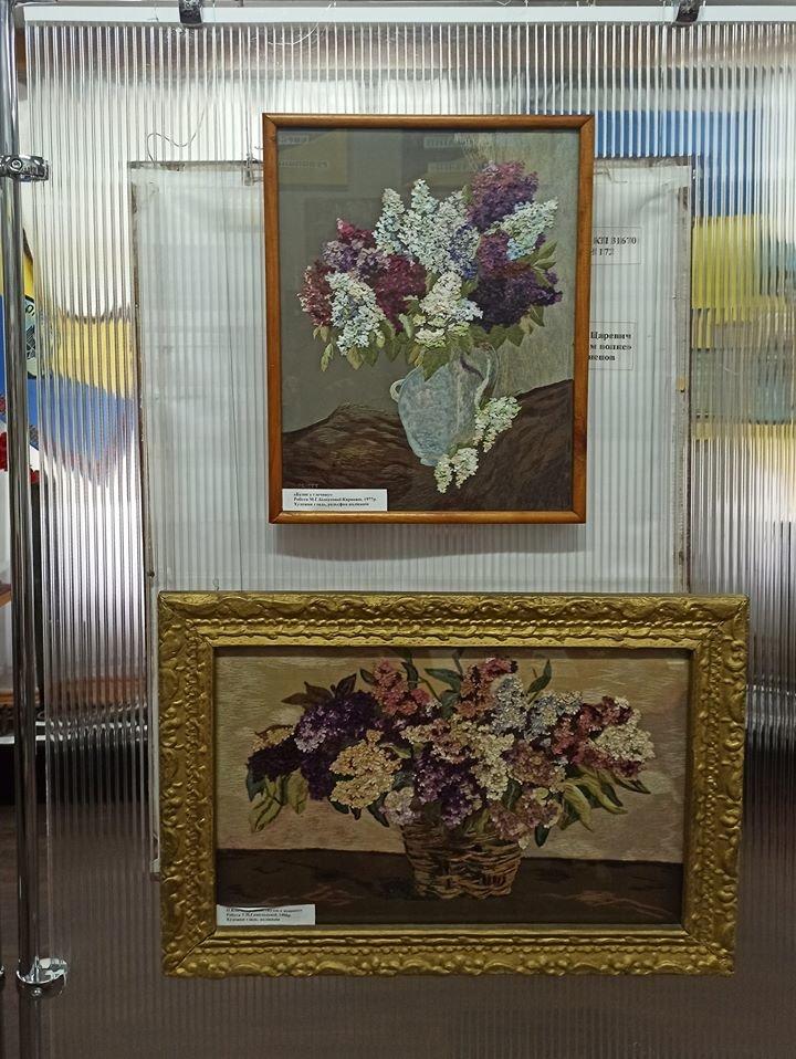 В музее Бердянска открылась выставка «Вышивка – гармония души», фото-10