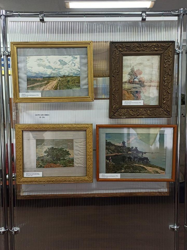В музее Бердянска открылась выставка «Вышивка – гармония души», фото-11