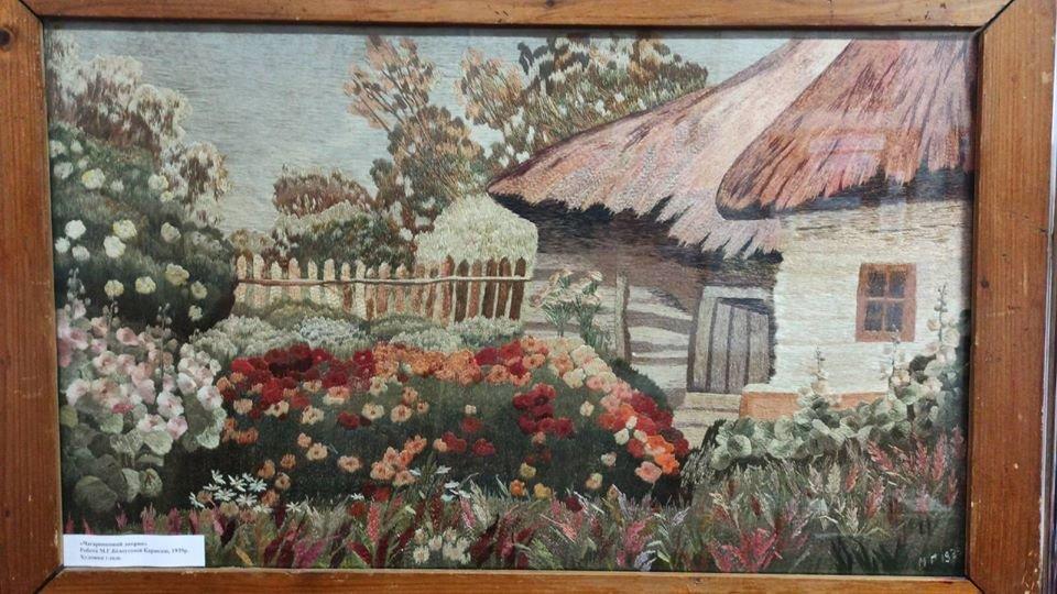 В музее Бердянска открылась выставка «Вышивка – гармония души», фото-12