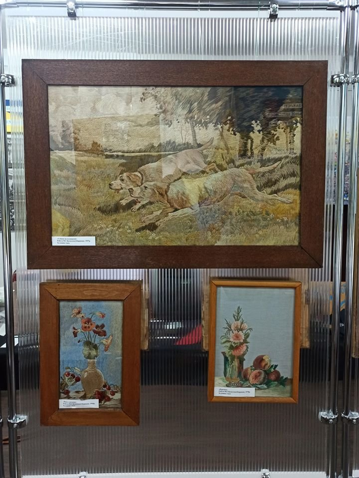 В музее Бердянска открылась выставка «Вышивка – гармония души», фото-7