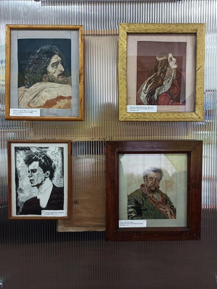 В музее Бердянска открылась выставка «Вышивка – гармония души», фото-13